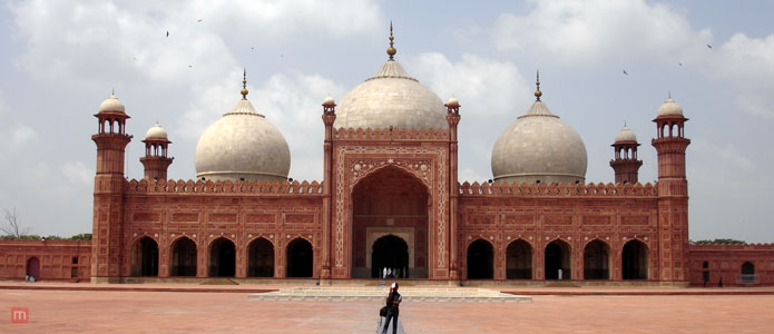 Badshah  Mosque