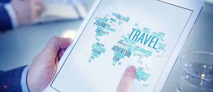 Travel management websites