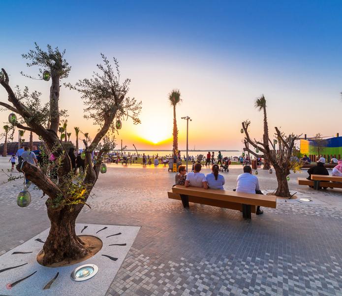 paradise Dubai