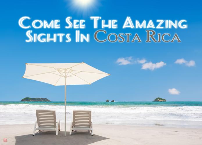 sights in Costa Rica