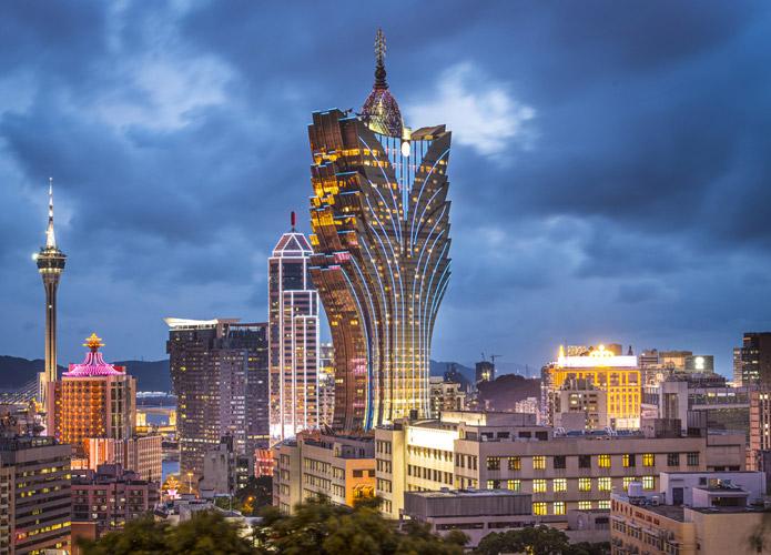 A day trip to Macau