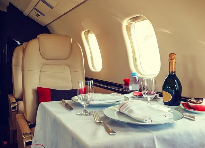 top first class seats