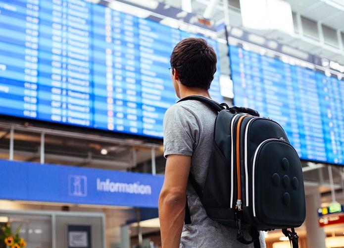 Airport Boarding