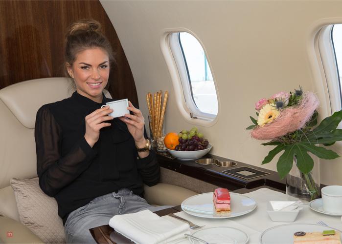 Delta Air Lines Business Class
