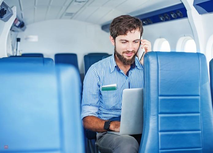 Delta inflight Wi-Fi
