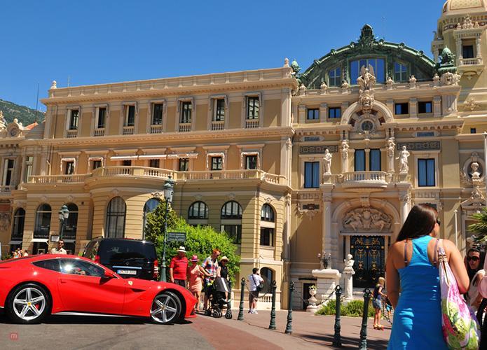 Monaco Shopaholics