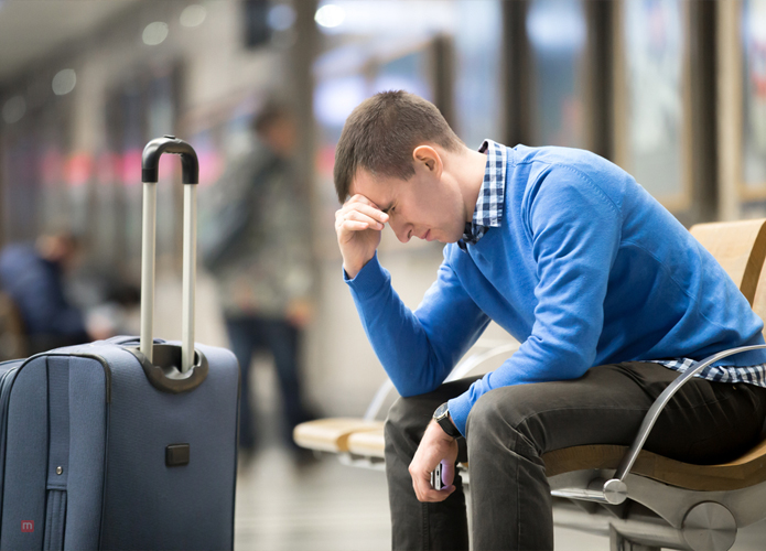 miseries of a business traveler
