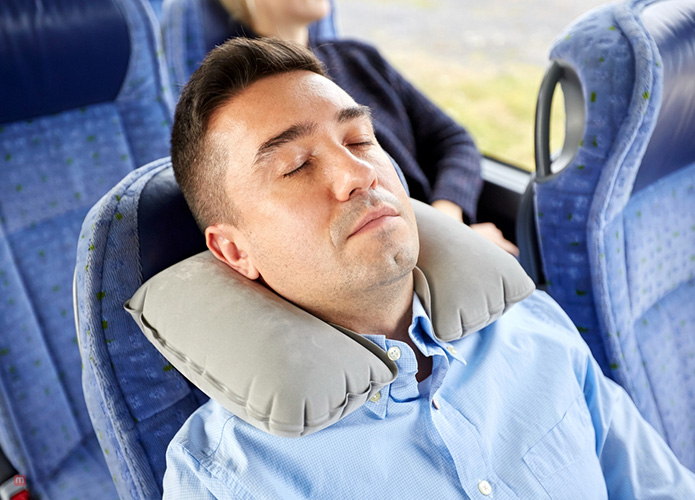 Invest In A Travel Pillow