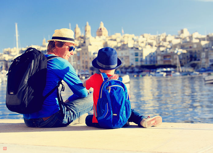 visit Malta on a budget