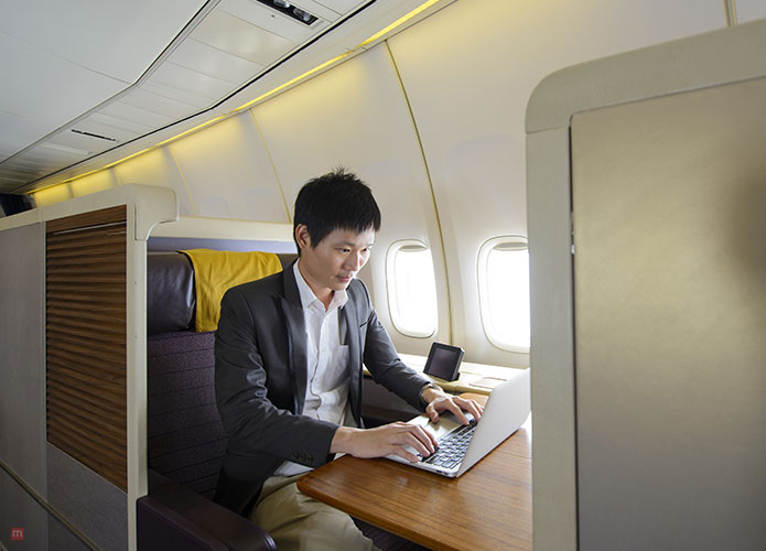 single-seats-in-business-class-cabins