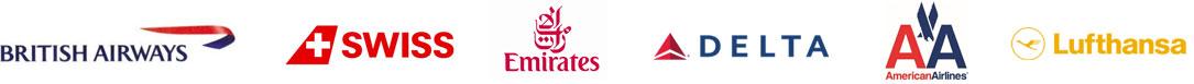 major airlines logo