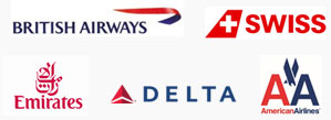 major airlines logo