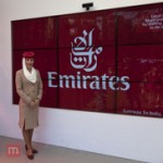 Emirates First Class Passengers Enjoy In Air 'Shower Spa'