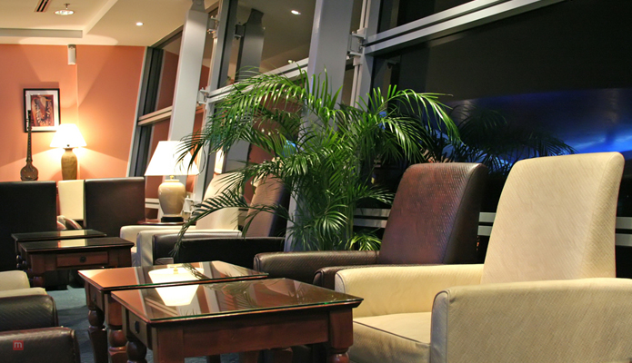 business class lounges