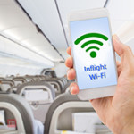 Friendliest Skies With Inflight Wi-Fi