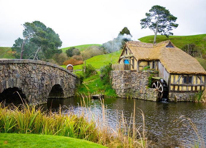 the hobbit village new zealand