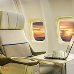 Flying Business Class In Economy