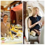 Business Class VS First Class Airline Ticket Discounts
