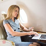travel first class