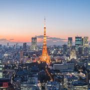 business class flights to Tokyo